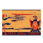 Alaska Southern Postcards (Package of 8)
