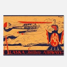 Alaska Southern Postcards (Package of 8)