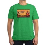 Alaska Southern Men's Fitted T-Shirt (dark)