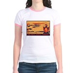 Alaska Southern Jr. Ringer T-Shirt