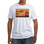 Alaska Southern Fitted T-Shirt