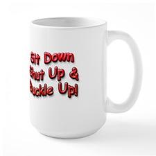 Buckle Up - Mug