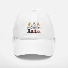 McDoodles Logo Baseball Baseball Cap
