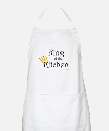 King of the Kitchen (pepper crown) BBQ Apron