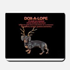 Dox-A-Lope 2 Mousepad