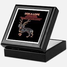 Dox-A-Lope 2 Keepsake Box