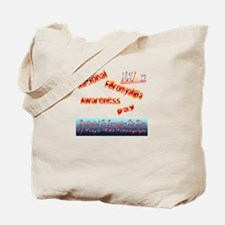 National Fibromyalgia Awarene Tote Bag