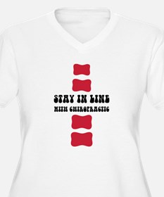 Stay In Line T-Shirt