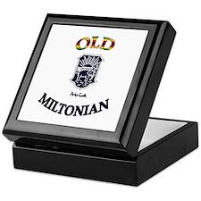 Unique Alumni Keepsake Box