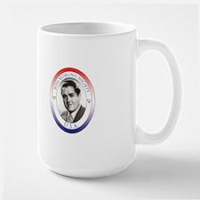 JBS-USA logo Large Mug