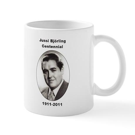 JB 100th Mug
