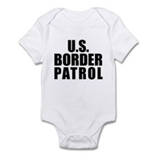 U.S. Border Patrol Infant Bodysuit