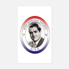 JBS-USA logo Sticker (Rectangle)
