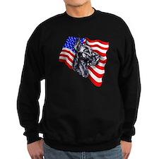 Patriot Dane Black Sweater
