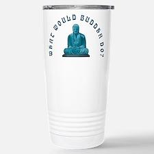 Buddha Travel Mug