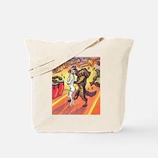 Cute Mambo Tote Bag