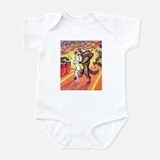 Cool Salsa dancing Infant Bodysuit