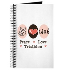 Peace Love Triathlon 140.6 Journal