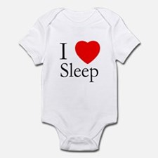 iloveSLEEP Infant Bodysuit