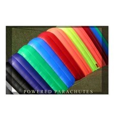Powered Parachute Postcards (8pk)