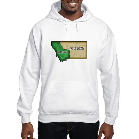 West Dakota Hooded Sweatshirt