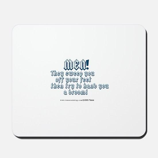 sweep Mousepad