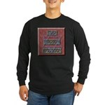 Snvi, Snsvi, and Smnglof Long Sleeve Dark T-Shirt