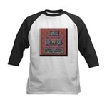 Snvi, Snsvi, and Smnglof Kids Baseball Jersey