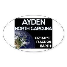 ayden north carolina - greatest place on earth Sti