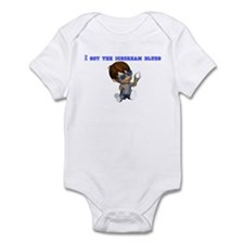 Cute Miiitary Infant Bodysuit
