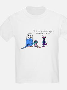 Funny Pet Proverb Comic T-Shirt