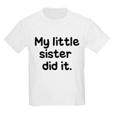 LittleSis T-Shirt