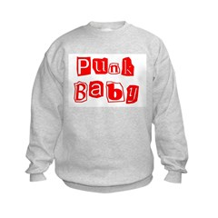 Punk Baby - Multiple Colors Sweatshirt