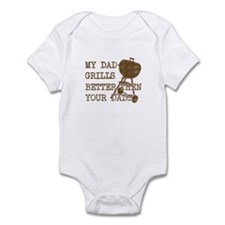 My Daddy's Better Infant Bodysuit
