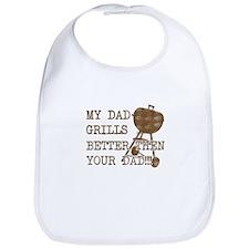 My Daddy's Better Bib