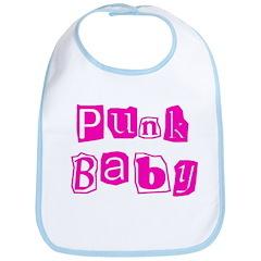 Punk Baby - Multiple Colors Bib
