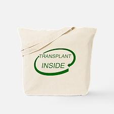 Transplant Inside Tote Bag