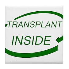 Transplant Inside Tile Coaster