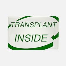 Transplant Inside Rectangle Magnet
