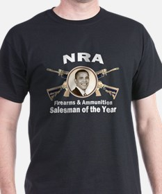 Firearms & Ammo Salesman T-Shirt
