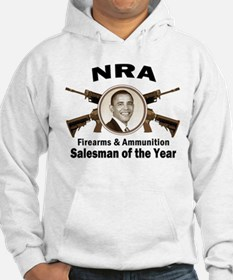 Firearms & Ammo Salesman Jumper Hoody