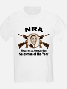 Firearms & Ammo Salesman T-Shirt