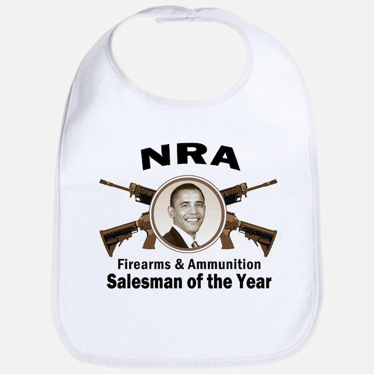 Firearms & Ammo Salesman Bib