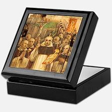 St Vincent Ferrer Keepsake Box