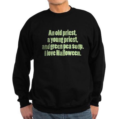 Linda Blair Halloween Sweatshirt (dark)