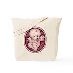 Razz Baby Tote Bag