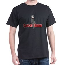 Mantle Great Dane UC Sit T-Shirt