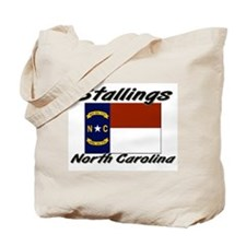 Stallings North Carolina Tote Bag