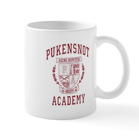 pukensnot_academy_FINAL_PROOF Mugs