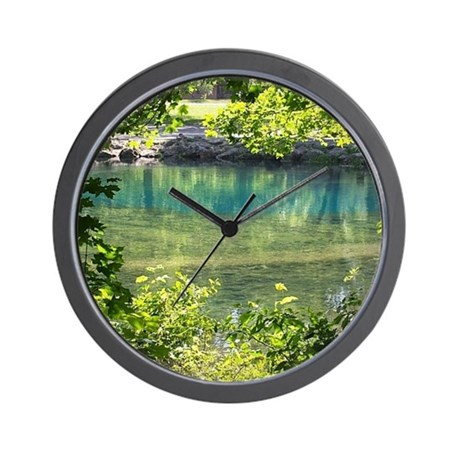 Spring Time! Wall Clock